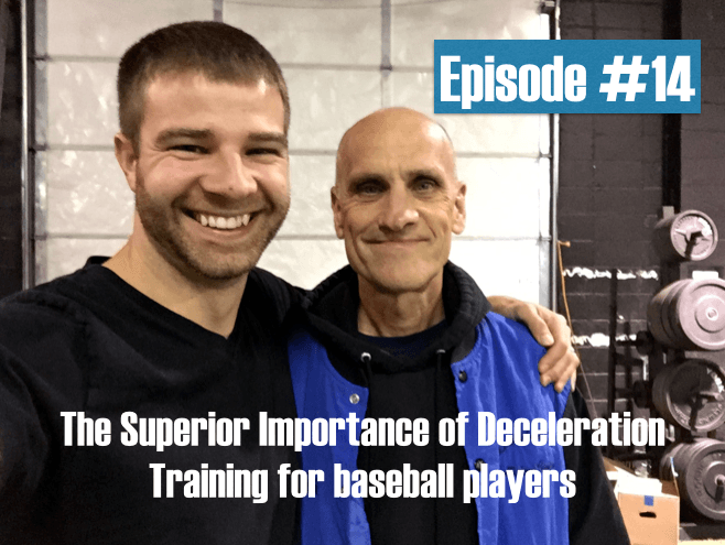 Episode 14:  The Superior Importance of Eccentric and Deceleration Training with Jim Davidson