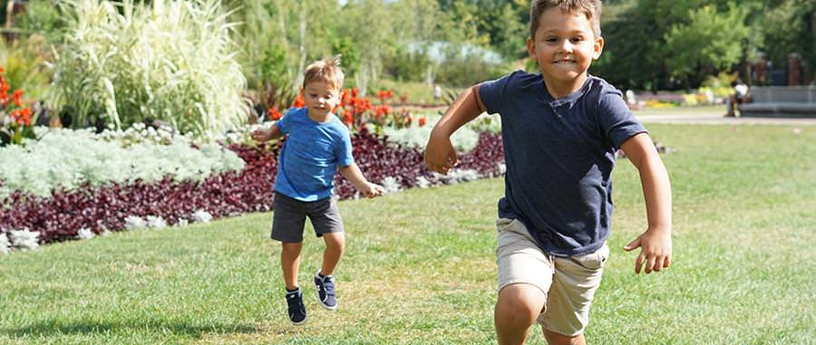 Parent Tip: Active Kids Become Healthy Adults